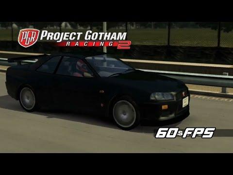 Project Gotham Racing 2 @ 60 FPS