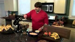 Easy Chiquita Banana And Sweet Potato Casserole Recipe