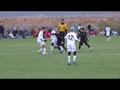 UYSA Presidents Cup - Impact EC Jr vs Wasatch SD - U11 Tournament Soccer