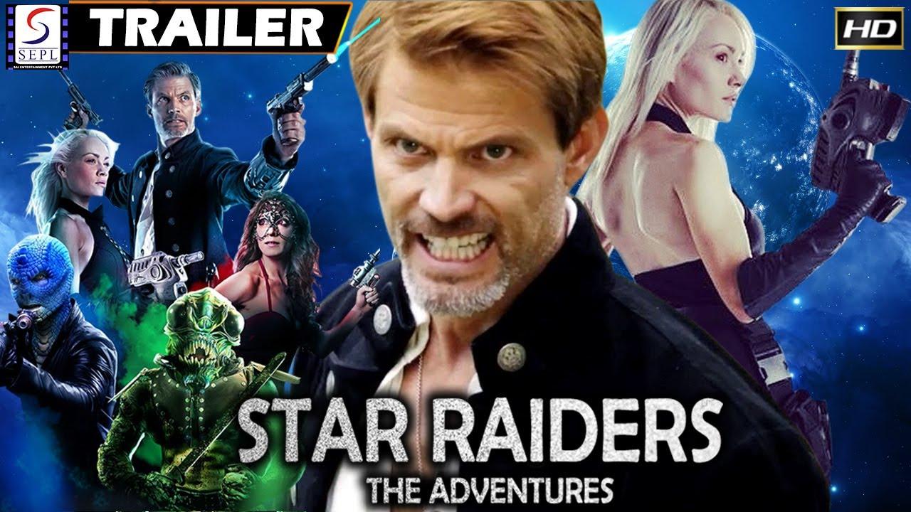 स्टार राइडर्स - STAR RAIDERS | २०२० हॉलीवुड हिंदी डब्ड़ फ़ुल एचडी ट्रेलर | कैस्पर वान डायन, सिंथिया