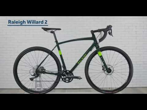2018 Raleigh Willard 2