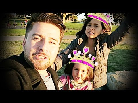 THE LAST SUNSET WITH TWO PRINCESSES | The Family Vlog | REALITYCHANGERS