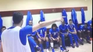 فيديو: دونيس يبكي بعد تأهل الهلال.. والقحطاني: هذه دموع الفرح