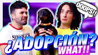 Adopte un Perro y Diego no lo Sabe - ¿NUEVA MASCOTA?
