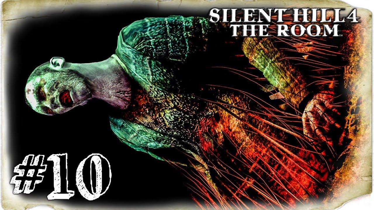 ХОРРОР ИГРА Silent Hill 4: The Room Прохождение на русском ...