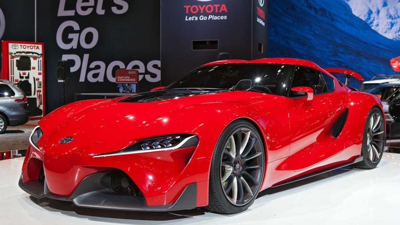 Insider Claims Toyota Supra Will Ship On 2019 With Manual Gearbox