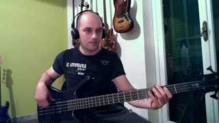 Patty Smith - Because the Night (Bass Cover by Jecks)