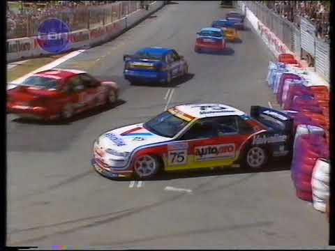1996 Gold Coast Indy Carnival | Group A Touring Cars |  Race 2