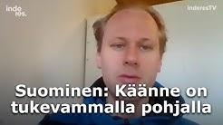 Suominen: Käänne on tukevammalla pohjalla