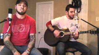 toxicity system of a down acoustic duo cover version vocal and guitar
