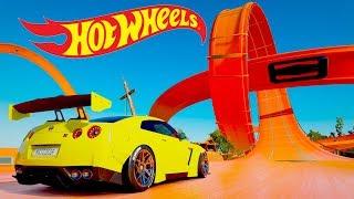 HOT WHEELS ONLINE - COISA DE LOKO!! - FORZA HORIZON 3