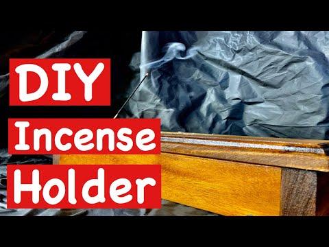 DIY Incense Holder | Incense Burner