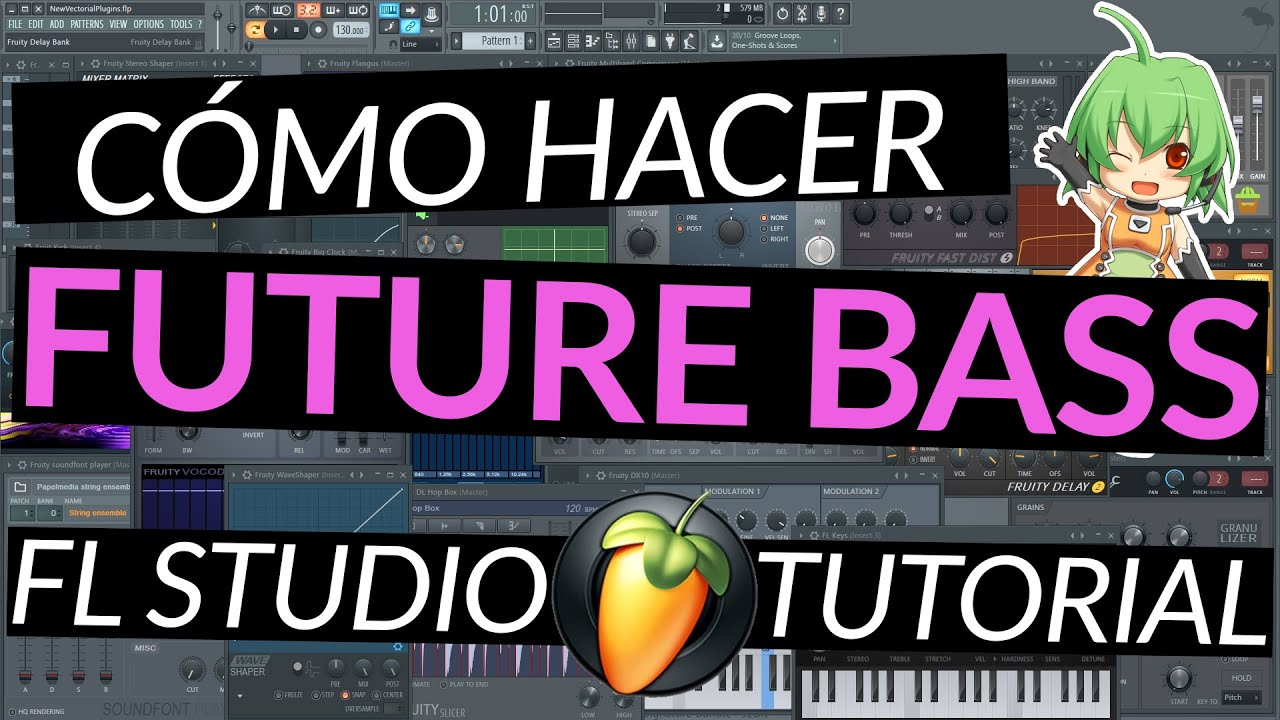 how to make future bass synth fl studio