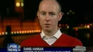 """The World is Watching"" - British MEP Daniel Hannan on Hannity"