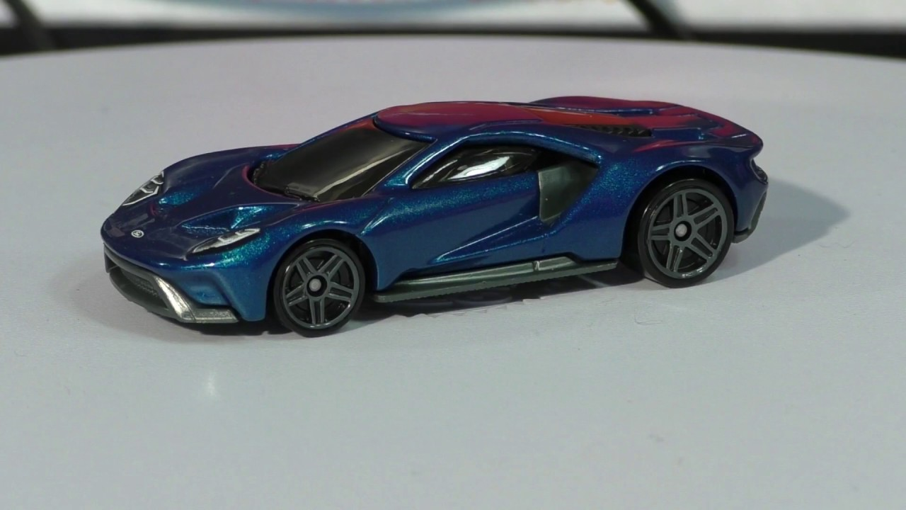 Hot Wheels N Case Super Treasure Hunt  Ford Gt