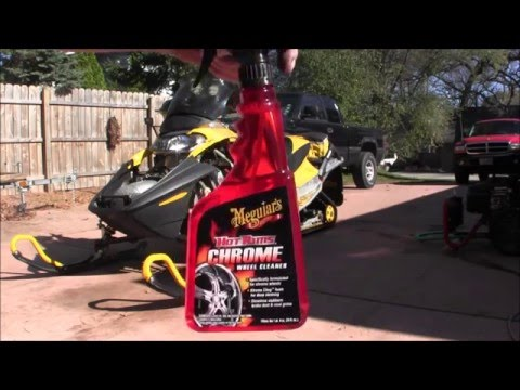 skidoo Rev 800 Pressure wash  Episode 2