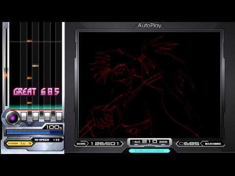 parakeet 41 - Past  Glow -HYPER-, Genre, East Beat   ♫ Endless Music ♫ 【BMS】