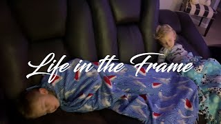 Stealing From The Kids! Life in the Frame VLOG Episode 08.