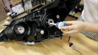 tcx led headlight light conversion kit replacement led bulb kit