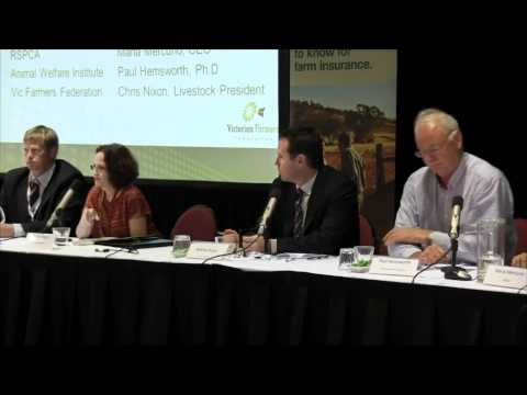 VFF Animal Welfare Debate