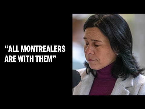 Valérie Plante offers condolences to the family of Montreal firefighter who died in rescue mission