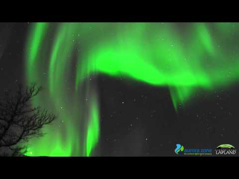 Northern Lights in Abisko, Sweden