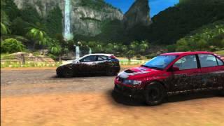 SEGA Rally Online Arcade - Release Trailer