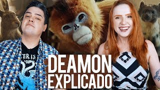DEAMON EXPLICADO | His Dark Materials ft. Série Maníacos (HBO, BBC)