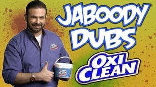Original Billy Mays Oxiclean Dub