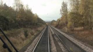 Route Learner-York to Manchester Piccadilly-Track Access Services