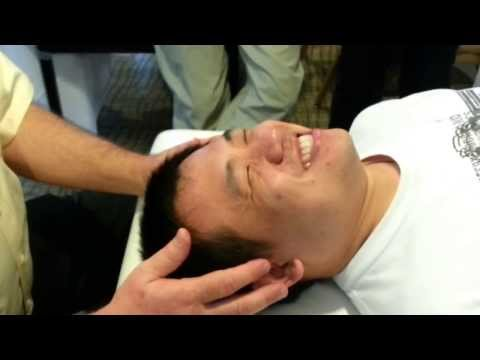 Osteopathic Cranial Sacral Basic Course: Vault Flexion Hold (1)