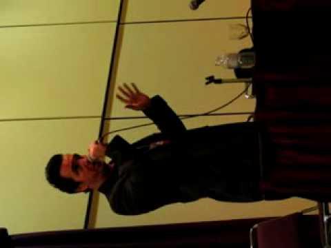 SGA: Paul McGillion on David Hewlett