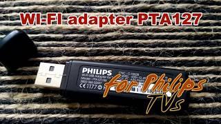 Philips: PTA127/55 & 40PFL3208T/60