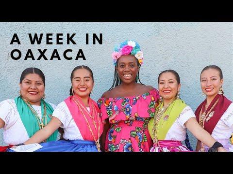 Oaxaca Vlog - The 2019 Guelaguetza & Shopping At Tlacolula Market!