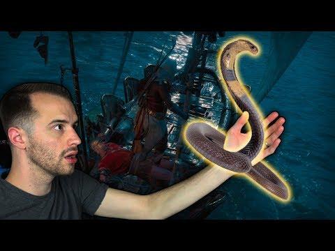 The LEGENDARY Serpent! - Assassins Creed Origins Gameplay