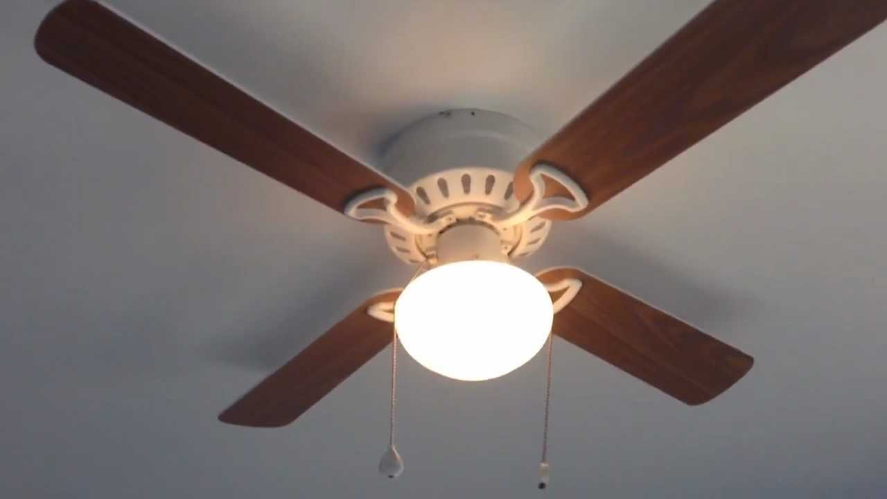 42 harbor breeze armitage ceiling fan new version youtube aloadofball Choice Image