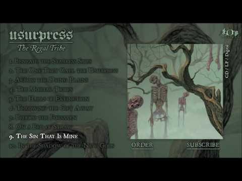 USURPRESS - The Sin That Is Mine (Official Track Stream)