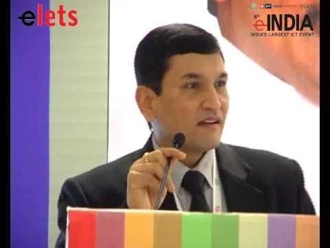 eINDIA 2012 - Higher Education Track: Accreditation of Higher Education...- Dr Shyam Sunder