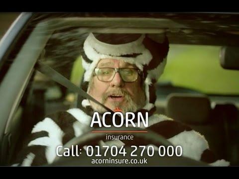 Acorn Insurance Advert