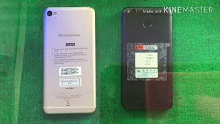 Lenovo s90 vs Xiaomi redmi 4x test speed