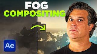 Wie man Richtig Composite Nebel in After Effects-Der Einfache Weg