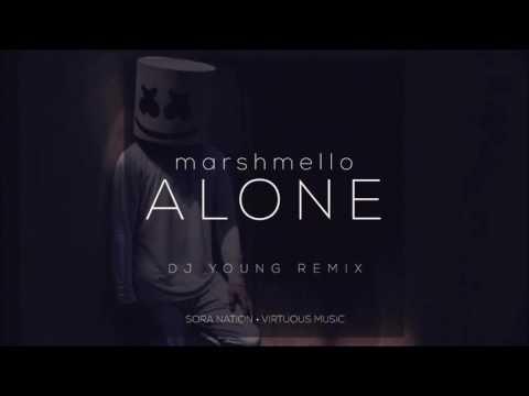 Dj marshmello alone Vs Love Me Love You | Remix 2017