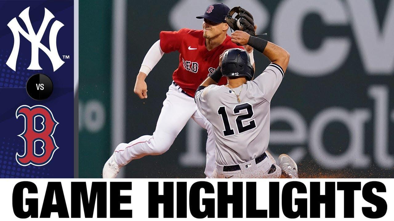 Download Yankees vs. Red Sox Game Highlights (7/23/21) | MLB Highlights
