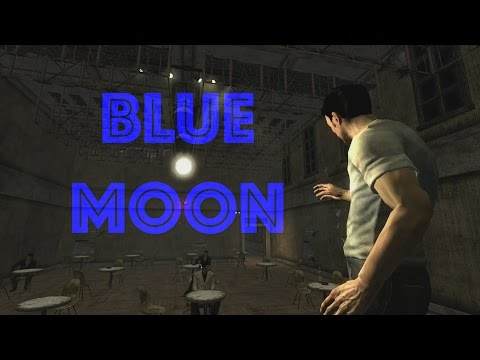 "Fallout New Vegas - ""BLUE MOON"" KARAOKE (MUSIC VIDEO)"