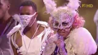Lady GaGa   Paparazzi (Live From MTV VMA 2009)