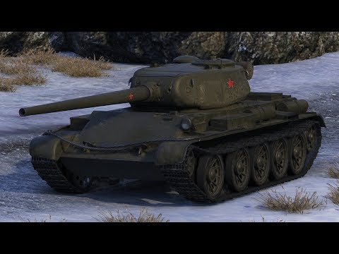 wot t-54 first prototype matchmaking