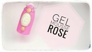 💅💅 Mix Media 💅💅 ::Gel Mousse Rose :: Nailart by Natalia