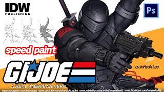 G.I. Joe #275 : Snake Eyes  (지…