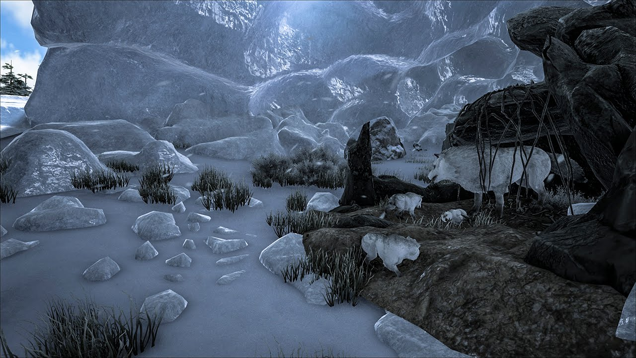 Ark Primal Survival