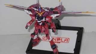 Real Grade Justice Gundam Review
